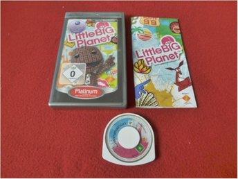 LITTLE BIG PLANET till Sony PSP - Blomstermåla - LITTLE BIG PLANET till Sony PSP - Blomstermåla