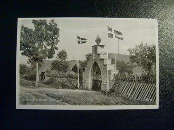 Gotland. Bungemuseets entré. Pressbyråkort 59177 - Uddevalla - Gotland. Bungemuseets entré. Pressbyråkort 59177 - Uddevalla