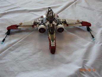 Star Wars Lego 7259 - ARC-170 Starfighter - Karlstad - Star Wars Lego 7259 - ARC-170 Starfighter - Karlstad