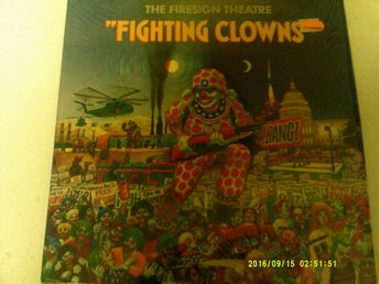 The Firesign Theatre - Fighting Clowns