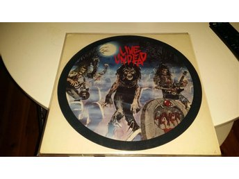 "Slayer  ""live undead"""