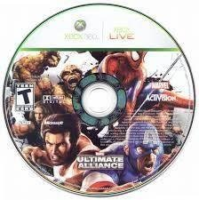 Ultimate Alliance - XBOX 360 spel