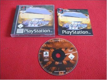 NEED FOR SPEED III 3 till Sony Playstation PSone