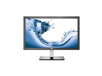 AOC Value E2476VWM6 59,8 cm (23,6 tum) LED-skärm EEK: En HDMI