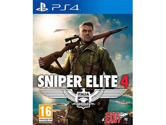Sniper Elite 4 - Norrtälje - Sniper Elite 4 - Norrtälje