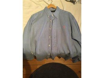 Ralph lauren linne skjorta - Lomma - Ralph lauren linne skjorta - Lomma