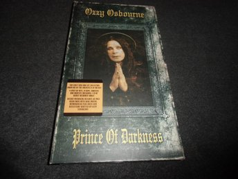 Ozzy Osbourne - Prince of darkness - 4CD box - 2005
