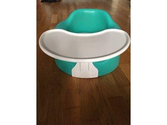 Bumbo stol med bricka i fint skick - Göteborg - Bumbo stol med bricka i fint skick - Göteborg