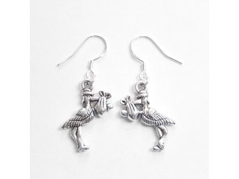 Stork örhängen / Stork earrings