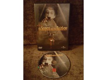 The serpent and the rainbow  (Wes Craven) DVD