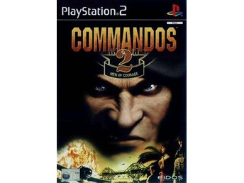 Commandos 2 - Playstation 2 PS2