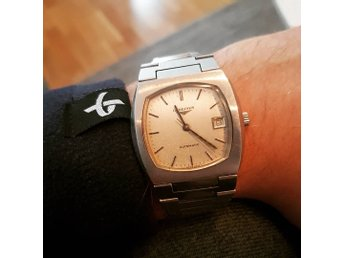 Vintage Longines All Steel Automatic