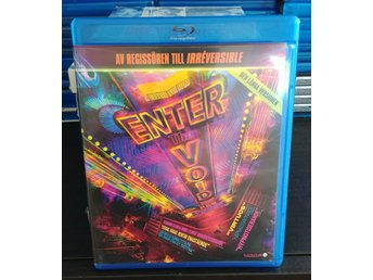 Enter the Void (Nathaniel Brown) 2009 - Blu-Ray