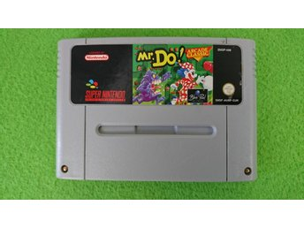 Mr.Do Super Nintendo Snes