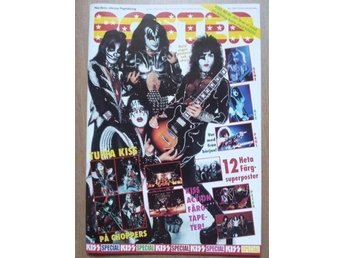 KISS Poster special 76-77