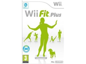 Wii Fit Plus Nintendo Wii