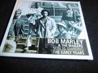Bob Marley & The Wailers-Sun is shining:Early years-3CD-2006