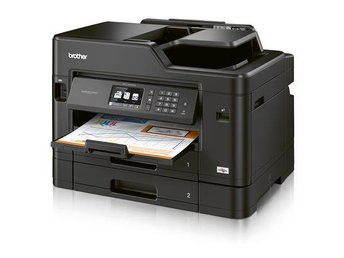 Brother MFC-J5730DW Färg- Kopiator, -Scanner, A3-Printer, Fax, WLAN, Duplex, 256