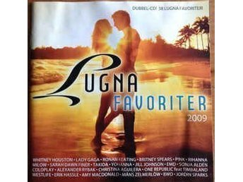 Dubbel CD Lugna favoriter 2009