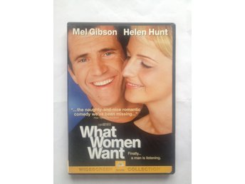 DVD - What Women Want