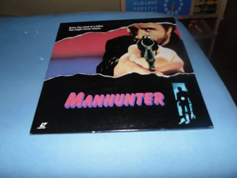 Manhunter - Widescreen edition - 2st Laserdisc
