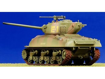 Easy Model US Army Sherman tank M4A1  - 1/72 scale - 1-kronas!