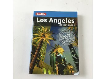 Bok, Los Angeles Pocket Guide, Berlitz, Pocket, ISBN: 9789812686145, 2009