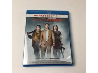Blu-Ray Disc, Blu-ray Film, pineapple express
