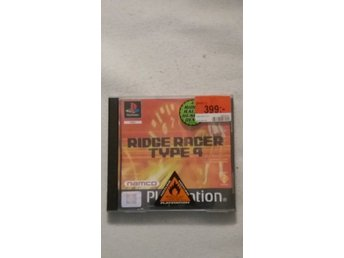 PS1 - RIDGE RACER TYPE 4