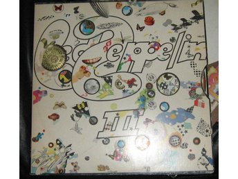 "led zeppelin LP ""3"""