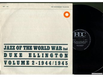 DUKE ELLINGTON - JAZZ OF THE WORLD WAR 2ND VOLUME 2
