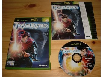 Xbox: Nightcaster Defeat the Darkness