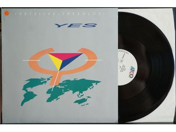 Yes – 9012 Live – The Solos – LP - Norrahammar - Yes – 9012 Live – The Solos – LP - Norrahammar