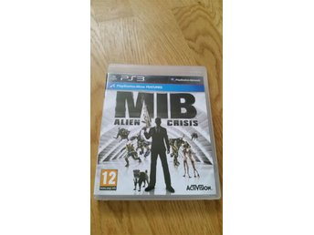 Men in Black PS3 Spel
