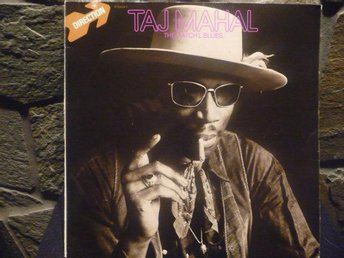 TAJ MAHAL - The Natch´l Blues- Direction S 8-63397, 1968