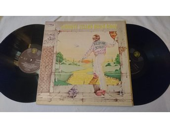 Elton John - Goodbye Yellow Brick Road. 2 LP.