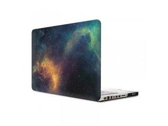 Macbook Pro 13 Retina Skal Stjärngalax Svart Gul Grön - Södertälje - Macbook Pro 13 Retina Skal Stjärngalax Svart Gul Grön - Södertälje