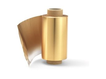 Alu Folie Gold 150m (15 cm core)