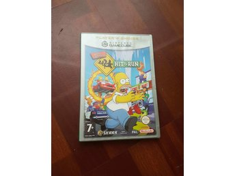 The Simpsons - Hit and Run - Nintendo Gamecube