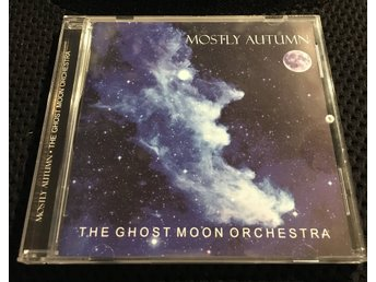 "Mostly Autumn ""The Ghost Moon Orchestra"" (2012) mkt bra skick"