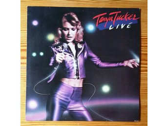 Tanya Tucker, Live, 1982, Skivan = Near Mint