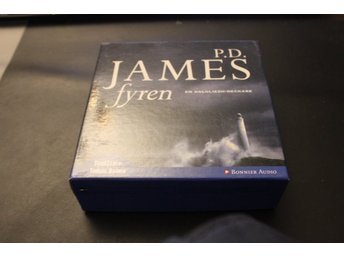 CD-bok: Fyren - P.D. James