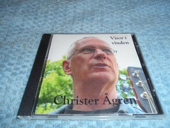 Christer Ågren - Visor i vinden (CD) NM/EX