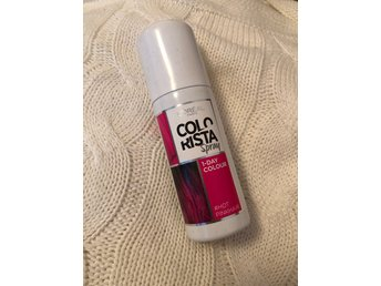 Helt ny colorista spray hot pink