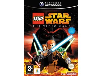 Lego Star Wars - The Video Game - Nintendo Gamecube