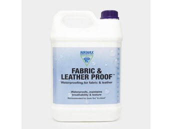 Nikwax Fabric & Leather Proofer 5 Liter (REA -50%)