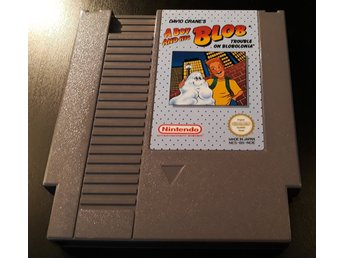 A Boy And His Blob - Nes / Nintendo