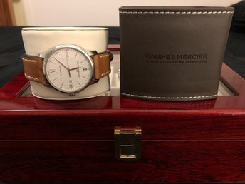 BAUME & MERCIER Classima Executives 41 mm automat