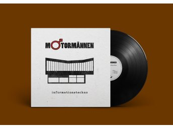 Motormännen - Informationstechno LP