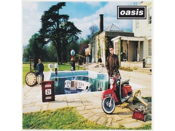 "OASIS    CD   ""Be Here Now"""